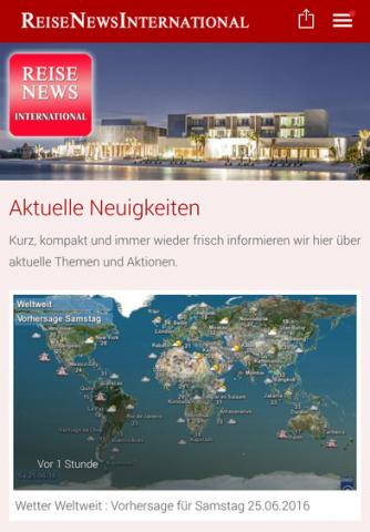 Reisenews International