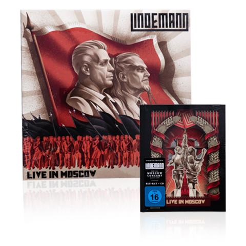 Lindemann BlueRay & LP Live in Moscow