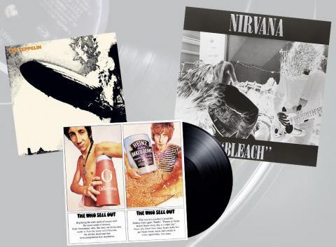 ROCKLAND Lexikon: Vinylschätze