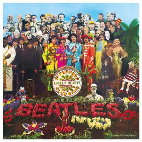 Beatles St Pepper S Lonely Hearts Club Band Rockland Fm