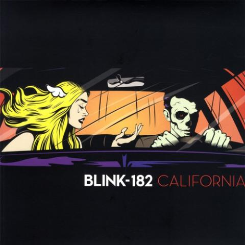 Blink 182: California