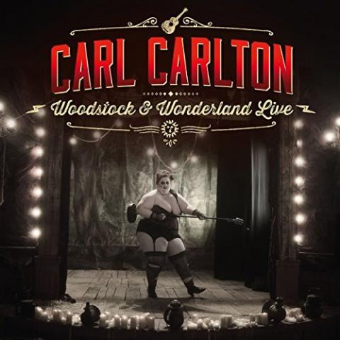 Carl Carlton: Woodstock & Wonderland live