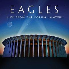 "Plattencover Eagles ""Live From The Forum MMXVIII"""