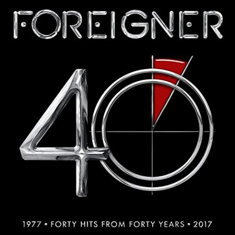 Foreigner: 40 Hits From 40 Years