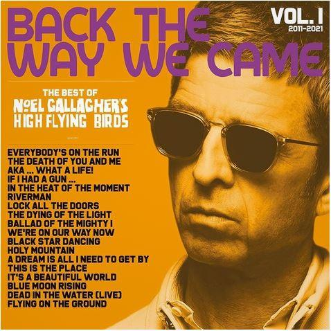 """Cover """"Back The Way We Came"""""""