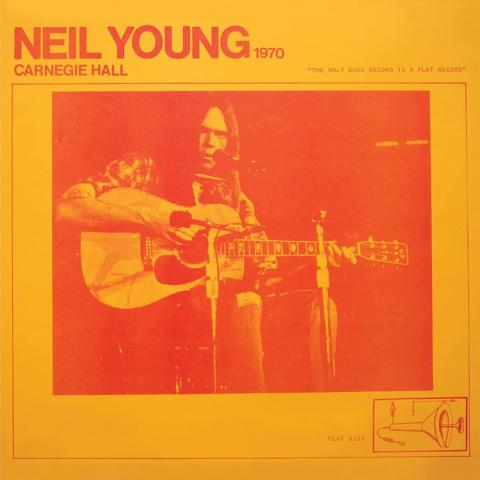 Neil Young: Carnegie Hall 1970