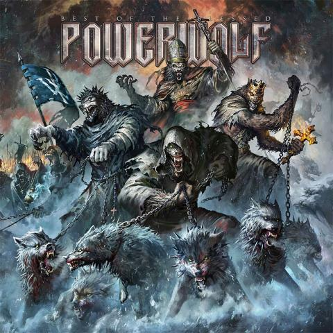 Powerwolf: Best Of Blessed