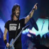 Dave Grohl von der Band Foo Fighters