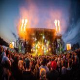 Parkway Drive beim Hurricane Festival