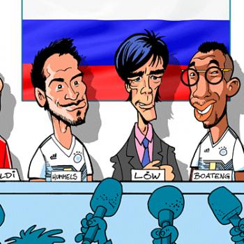Anpfiff - Die WM-Comedy