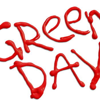 Logo Green day