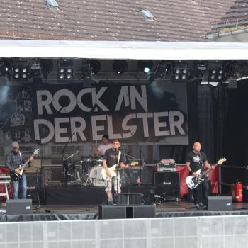 Rock an der Elster