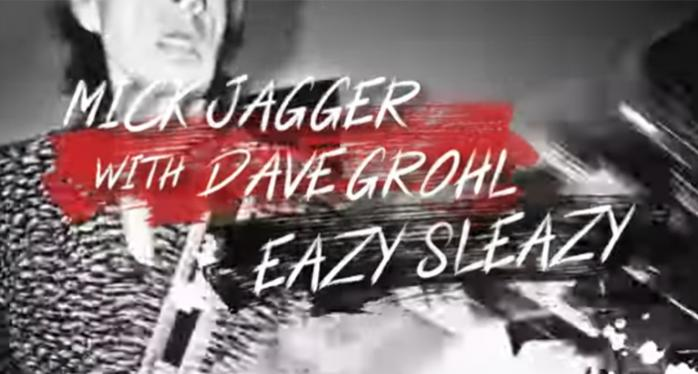 Mick Jagger, Dave Grohl: Eazy Sleazy