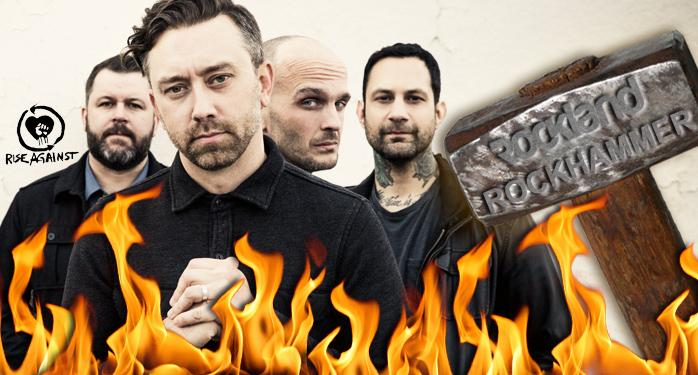 Rock-Hammer: Rise Against